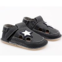 Barefoot kids sandals - Rock Star