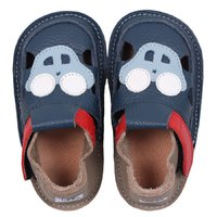 Barefoot kids sandals - Vacation car