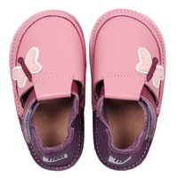 Barefoot kids shoes - Classic Butterflies