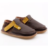 Barefoot kids shoes -  Classic Castagno