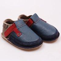 Barefoot kids shoes - Deep Blue