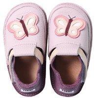 Barefoot kids shoes - Lavender