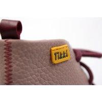 Barefoot leather boots - Beetle - Tourmaline