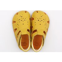Barefoot sandals - Aranya Lemon 19-23 EU