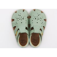 Barefoot sandals - Aranya Mint Green 19-23 EU