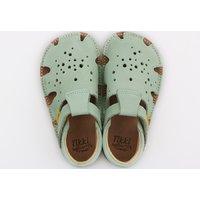 Barefoot sandals - Aranya Mint Green 19-23 EU