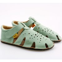 Barefoot sandals - Aranya Mint Green 24-32 EU