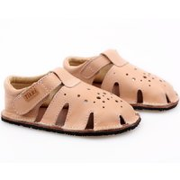 Barefoot sandals - Aranya Peach 19-23 EU