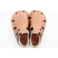 Barefoot sandals - Aranya Peach Duo 19-23 EU