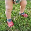 Barefoot sandals - Aranya Strawberry 24-32 EU