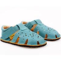 Barefoot sandals - Aranya Turquoise 19-23 EU