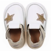 Barefoot shoes - Golden stars