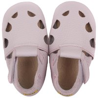 'Chubby' Chrome Free soft shoes - Cipria