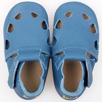 'Chubby' Chrome Free soft shoes - Turchese