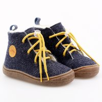 Ghete lana  - Beetle Navy 19-23 EU