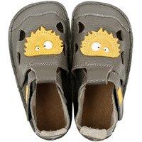 Leather barefoot sandals - NIDO Milo