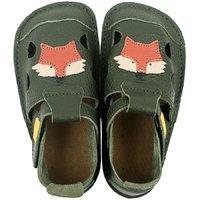 Leather barefoot sandals - NIDO Felix