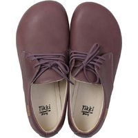 Minimalist wide adult shoes ROOTS *Limited edition - Dusty Purple
