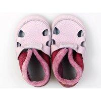 Multicolor soft shoes - Lilac