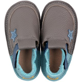 Pantofi Barefoot copii - Smoke