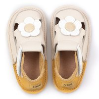 OUTLET Barefoot kids sandals - Classic Daisy