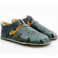 OUTLET - Barefoot sandals - Aranya Green 24-32 EU