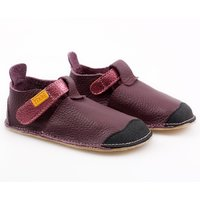 OUTLET Pantofi Barefoot 19-23 EU - NIDO Berry