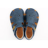 OUTLET - Sandale Barefoot - Aranya Blue 19-23 EU