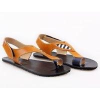 OUTLET - Sandale damă barefoot 'SOUL' -  Bretagne