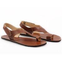 OUTLET - Sandale damă barefoot 'SOUL' -  Brown
