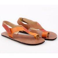 OUTLET - Sandale damă barefoot 'SOUL' -  Indian Spice