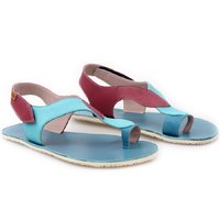 OUTLET - 'SOUL' barefoot women's sandals - Jazzberry