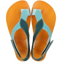 OUTLET - 'SOUL' barefoot women's sandals - Waves