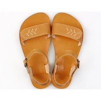 OUTLET - 'VIBE' barefoot women's sandals - Ray of Sunshine