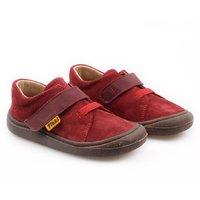 Pantofi Barefoot - Aster Cherry 19-23 EU