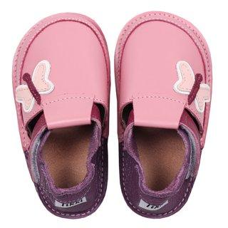 Pantofi Barefoot copii - Classic Fluturi