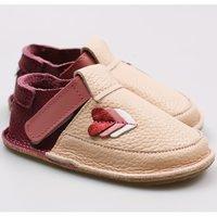 Pantofi Barefoot copii - Classic Inimioare