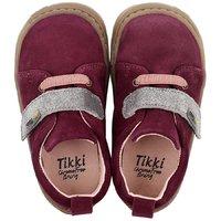Pantofi barefoot HARLEQUIN - Amarant 21-23 EU
