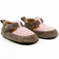 Pantofi primii pasi POUF – Bombon - EDITIE LIMITATA
