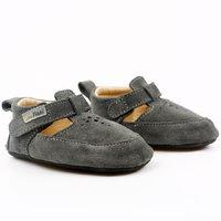 Pantofi primii pasi POUF – Stone - EDITIE LIMITATA