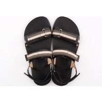 Sandale barbati barefoot- MOSS - Stripes