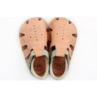 Sandale Barefoot - Aranya Peach Duo 19-23 EU