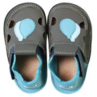 Sandale Barefoot copii - Baloane