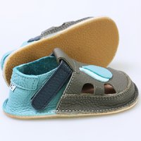 Sandale Barefoot copii - Classic Baloane