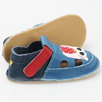 Sandale Barefoot copii - Classic Bufnița veselă
