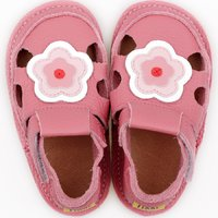 Sandale Barefoot copii - Classic Cherry