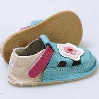 Sandale Barefoot copii - Classic Flori de cireș
