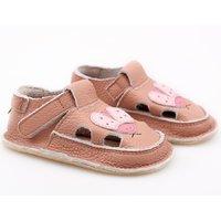 Sandale Barefoot copii - Classic Ladybug