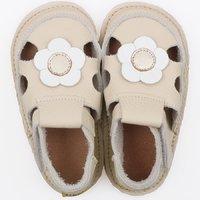Sandale Barefoot copii - Classic Nude Flower