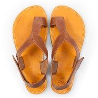 Sandale Barefoot cu baretă pe deget - Sand - în stoc
